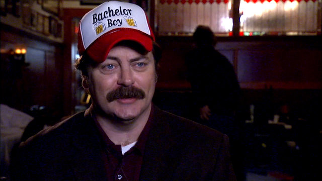 """""""Two Parties"""": Nick Offerman"""