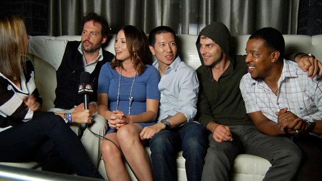 Grimm Cast Tells All