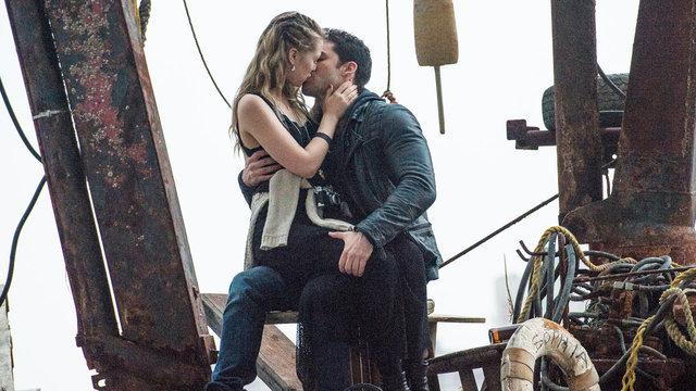 Illicit Kisses and a Kiss-Off