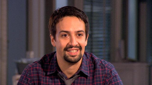 Lin-Manuel Miranda: Jason vs. Ian