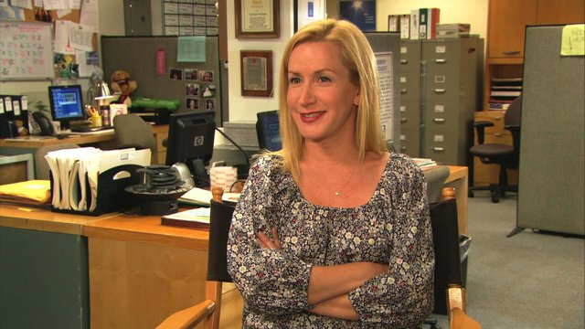 Angela Kinsey Discusses The Office Series Finale