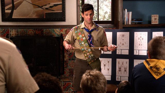 Scoutmaster David