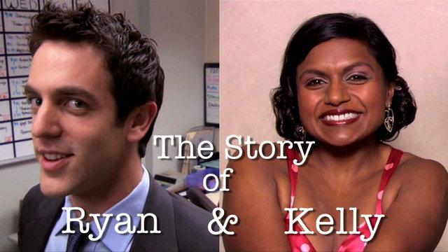 Kelly and Ryan: Romance Mashup
