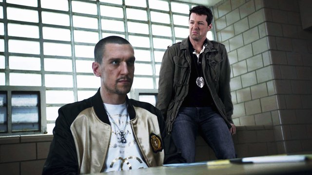 Tough Cops: Sean Hayes and Ironside