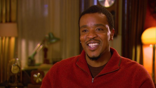 One Angry Fuchsbau: Russell Hornsby