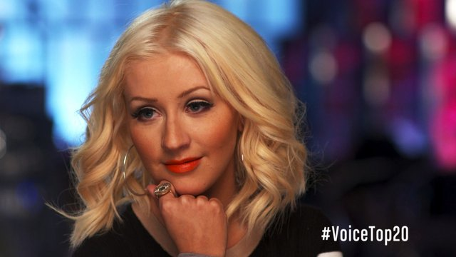 Are You Afraid of The Voice: Team Xtina