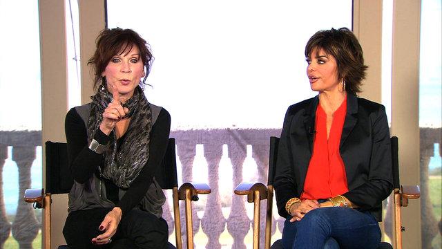 Marilu & Lisa: Why Fired?