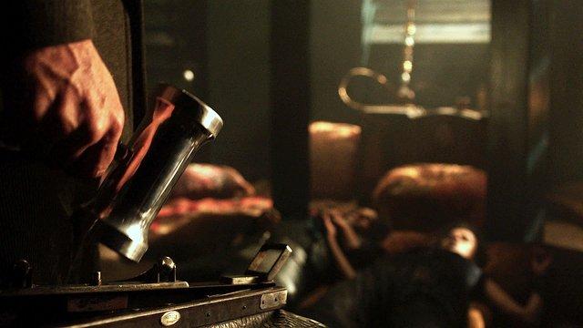 Van Helsing's Hammer