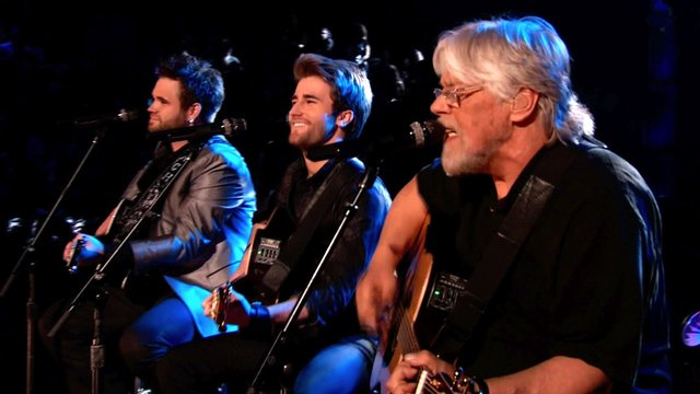 "The Swon Brothers and Bob Seger: ""Night Moves"""