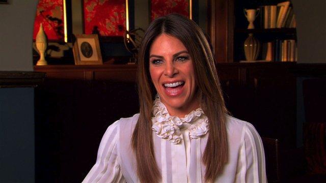 Jillian on the Season 14 Finale