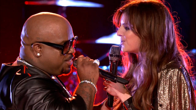 """CeeLo Green and Juliet Simms: """"Only You"""""""