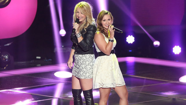 """2 Steel Girls' Blind Audition: """"Before He Cheats"""""""
