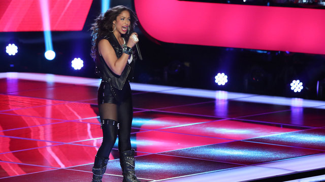 "Domo's Blind Audition: ""Don't Cha"""