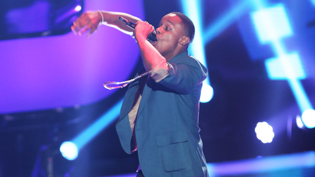 """Avery Wilson's Blind Audition: """"Without You"""""""