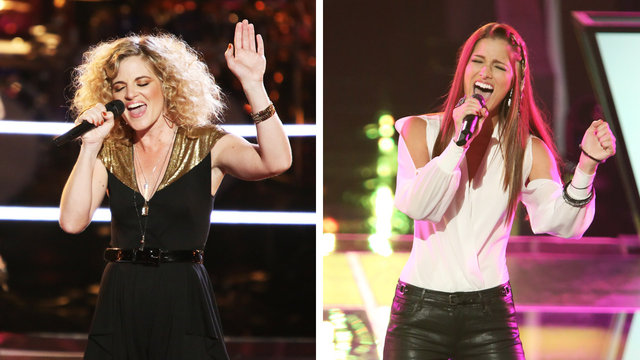 Knockout: Cassadee Pope and Suzanna Choffel