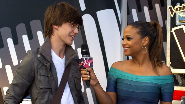 After the Blind Audition: MacKenzie Bourg
