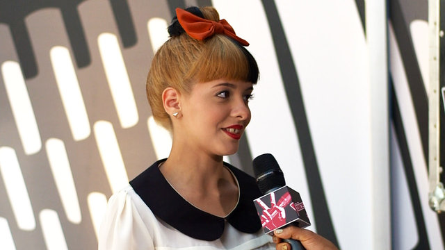 After the Blind Audition: Melanie Martinez