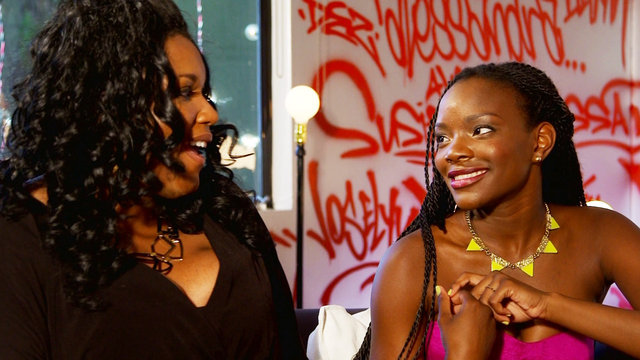 After the Battle: Adanna Duru and Michelle Brooks-Thompson