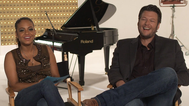 """Blake After Blinds: """"The Odd Couple"""""""