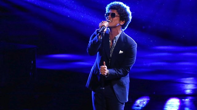 "Bruno Mars: ""When I Was Your Man"""