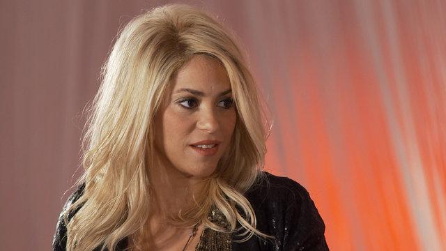 Shakira: When I Knew I Made It