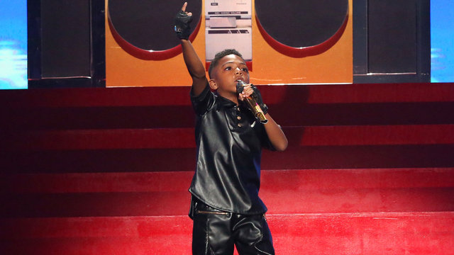 Seven-Year-Old Rapper Papa Jay