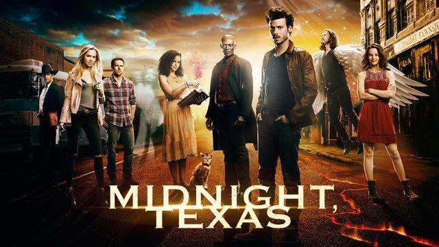 Midnight Texas Stream