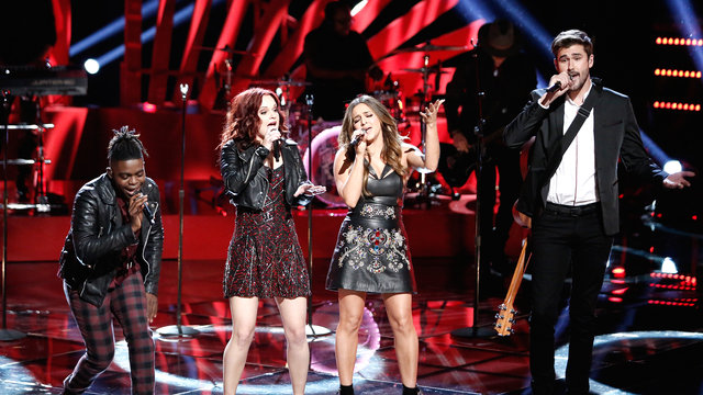 "Alisan Porter, Kata Hay, Paxton Ingram and Ryan Quinn: ""Straight On"""