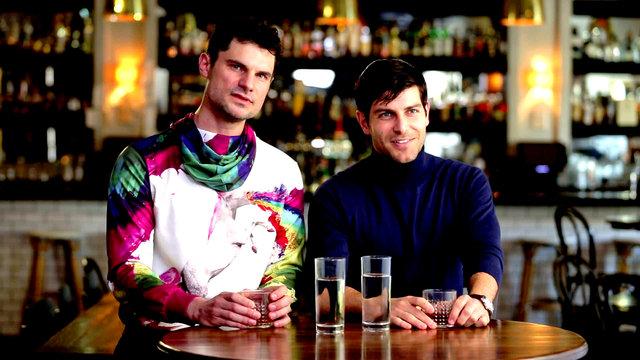 Flula Borg & Dave Giuntoli