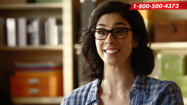 Sarah Silverman's Red Nose Day Pitches