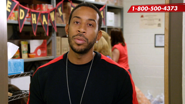 Ludacris Finds Hunger in Atlanta