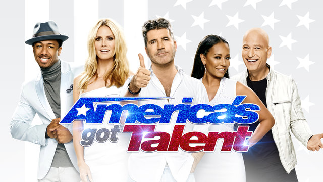 Imagen del perfil de youtube de americas got talent