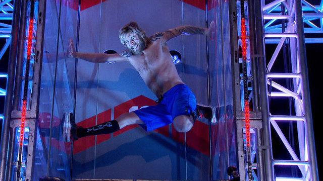 James Sclar At The American Ninja Warrior 2013 Venice Finals