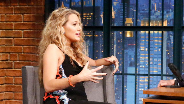 Blake Lively on Starring in The Shallows