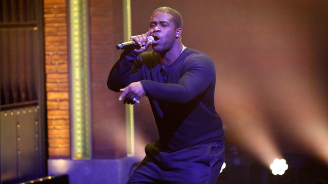 "A$AP Ferg Performance: ""New Level"""