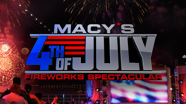 Macy's 4th of July