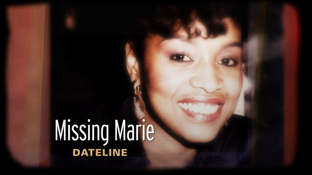 Missing Marie