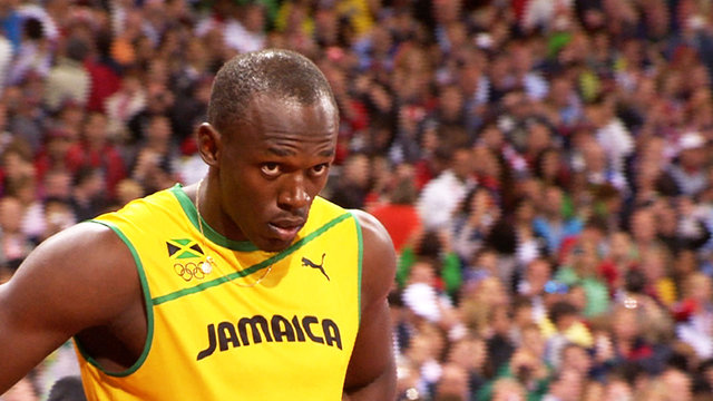 Best of London - Gold Medal Rewinds - Bolt 100M