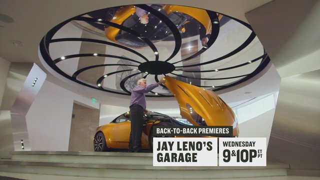 EXCLUSIVE: James Bond's 2017 Aston Martin DB11 — Jay Leno's Garage