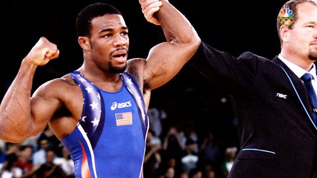 Rio Olympics - Jordan Burroughs