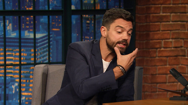 Dominic Cooper Relives the Worst Photo He's Ever Taken