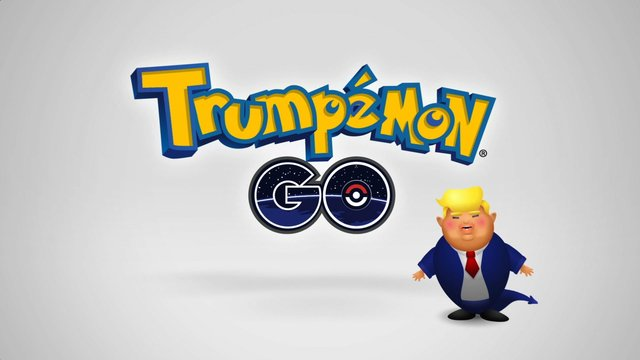 Weekend Update: Trumpémon GO