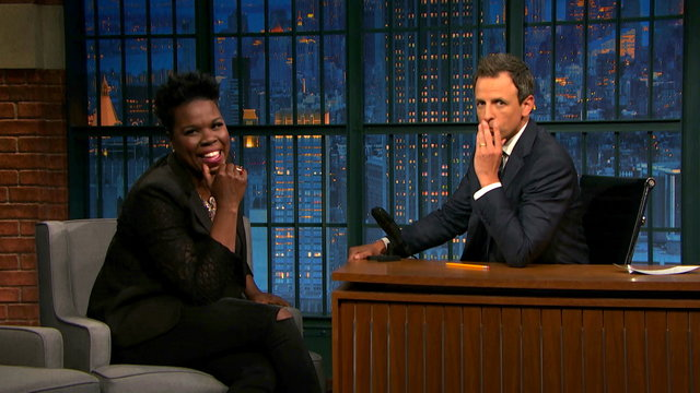 Leslie Jones Met Game of Thrones' Rickon Stark and Fangirled Out