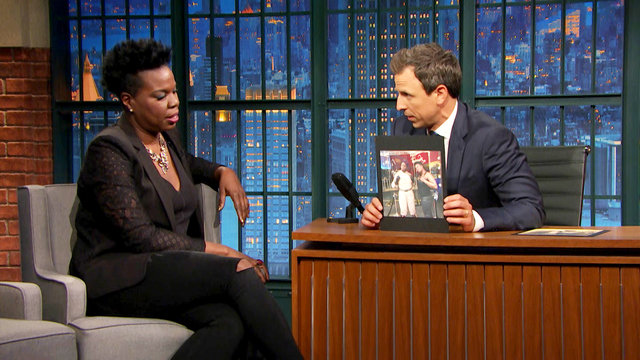 Leslie Jones on Crazy Ghostbusters Stunts and Her Rivalry with Her Wax Figure