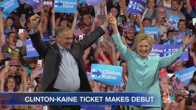 NBC Nightly News, Jul 23, 2016