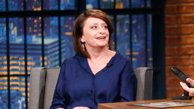 Rachel Dratch on Starring in Privacy with Daniel Radcliffe