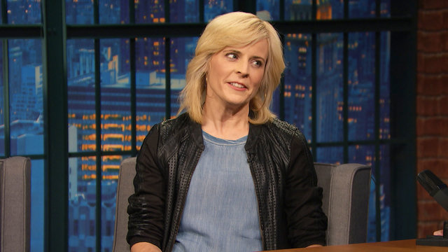 Maria Bamford Talks Lady Dynamite