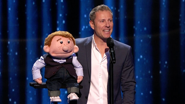 Paul Zerdin: Live Performance