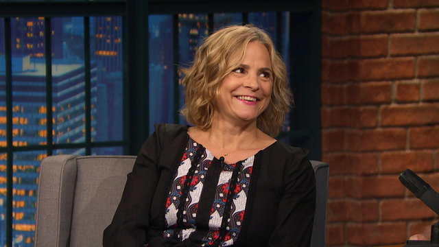Amy Sedaris Is Being Terrorized by Her Pet Rabbit