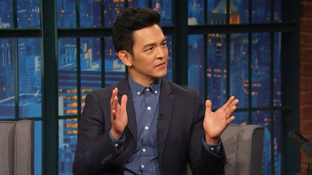 John Cho and Seth Made a Movie Together That No One Watched